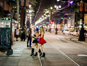 """Revisiting New Orleans """"love found, lost and rekindled"""""""